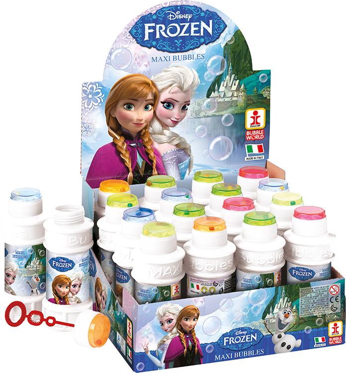 Bublifuk Frozen 175ml (dis. 16)