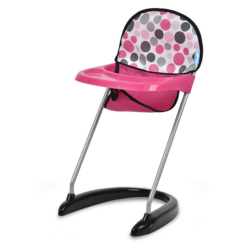 Jedálenská stolička - bodky
