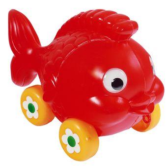 Ryba na kolieskach
