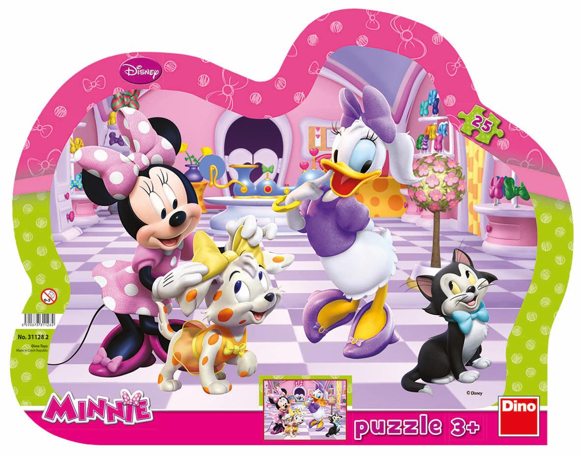 WD Minnie & Maznáčikovia 25D