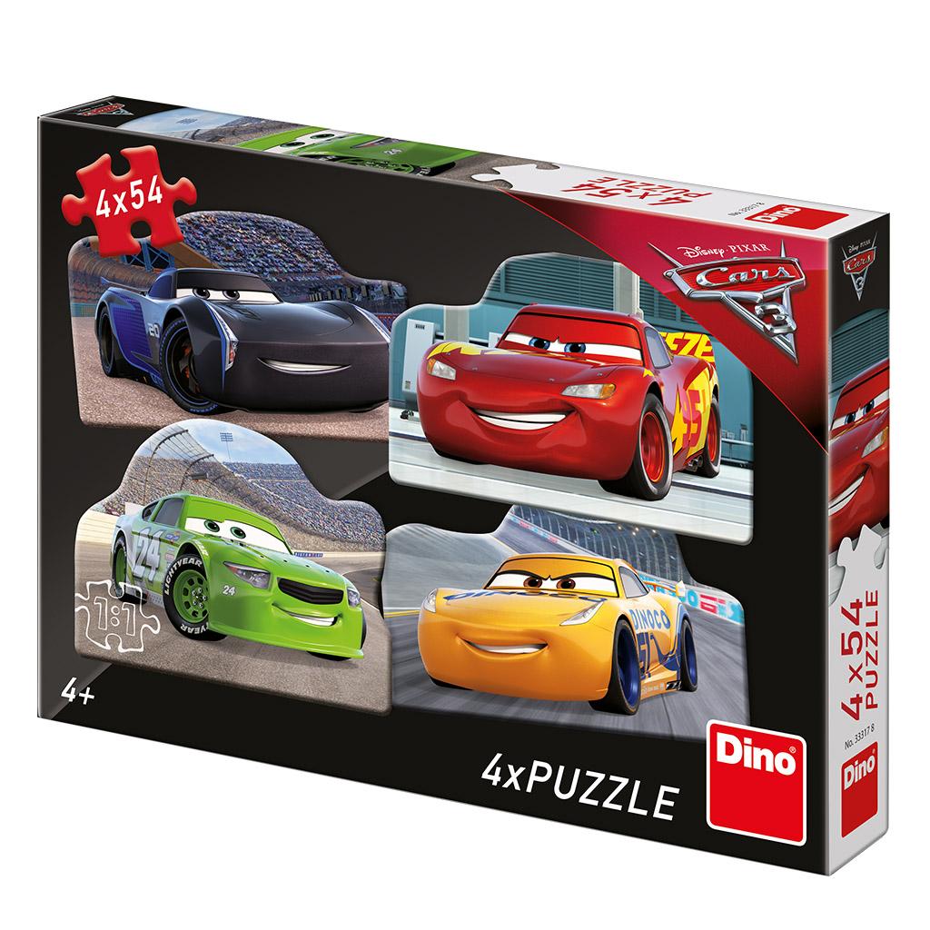 WD Cars 3: Rivali 4x54D