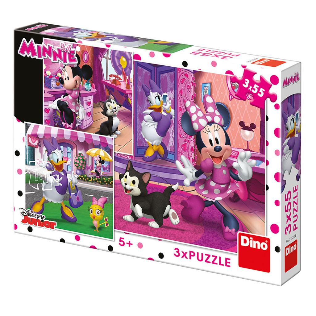 WD Deň s Minnie 3x55D