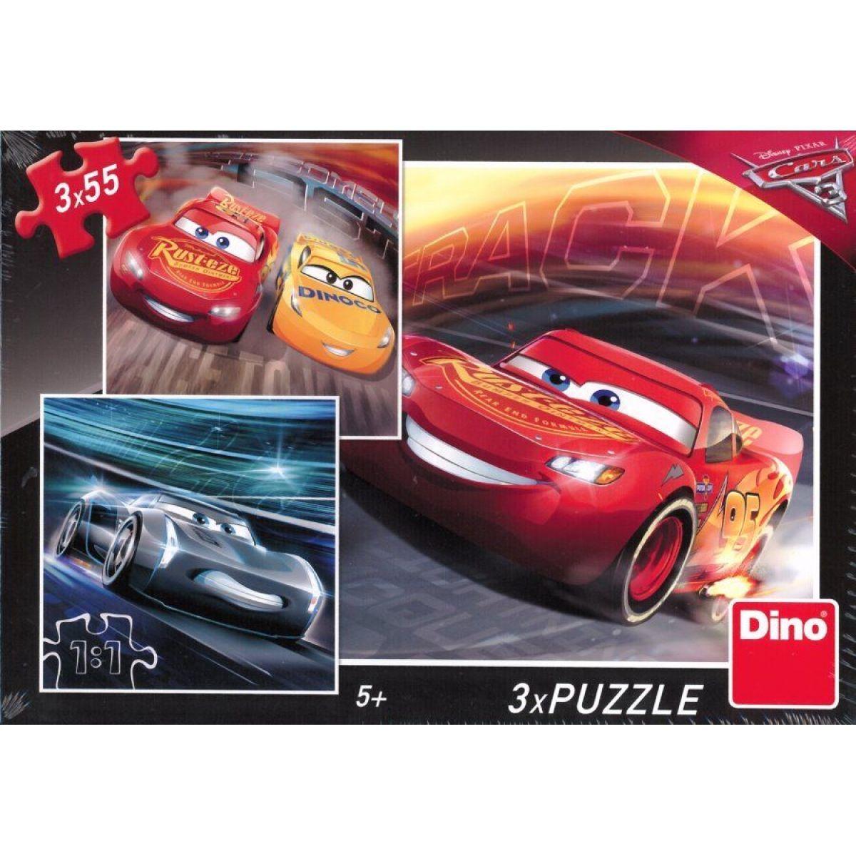 WD Cars3: Tréning 3x55D