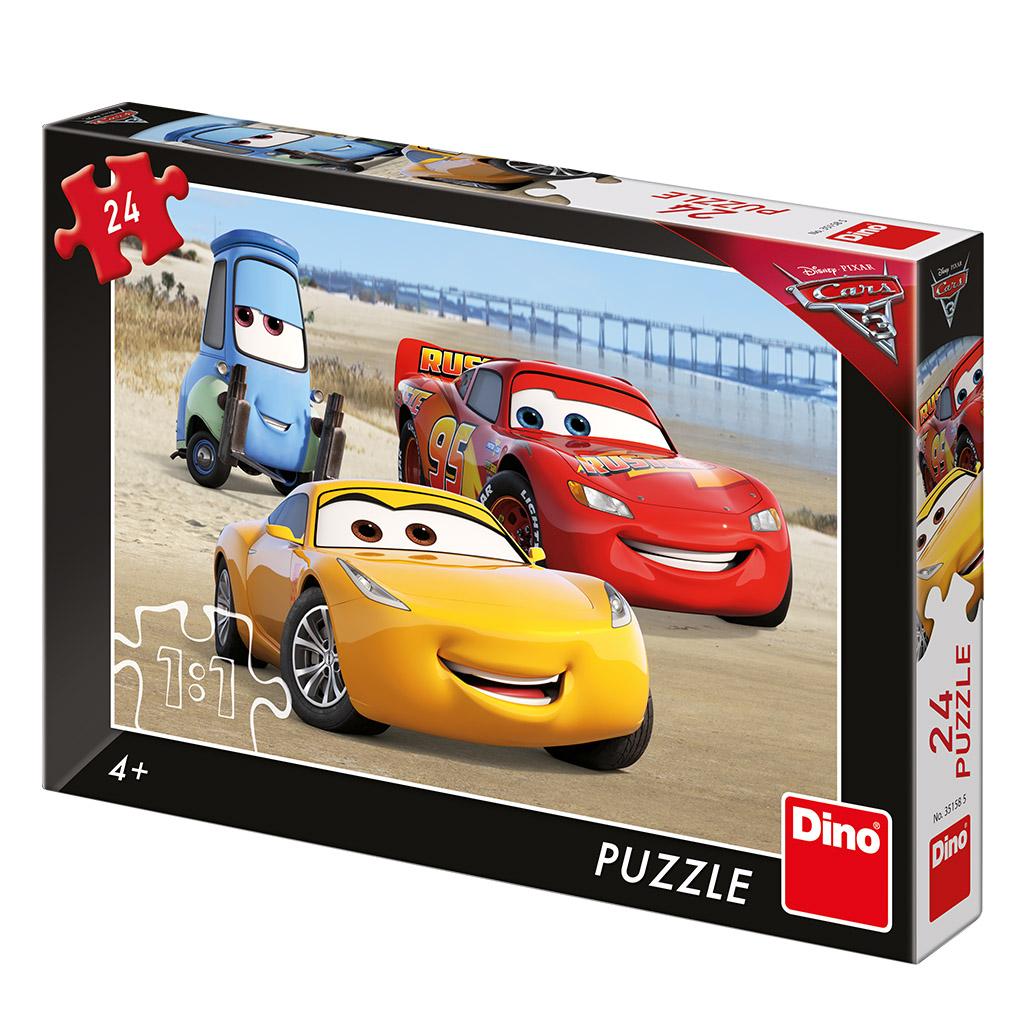 WD Cars 3: Na pláži 24D