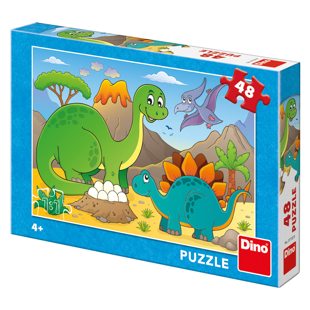 Dinosaury 48D