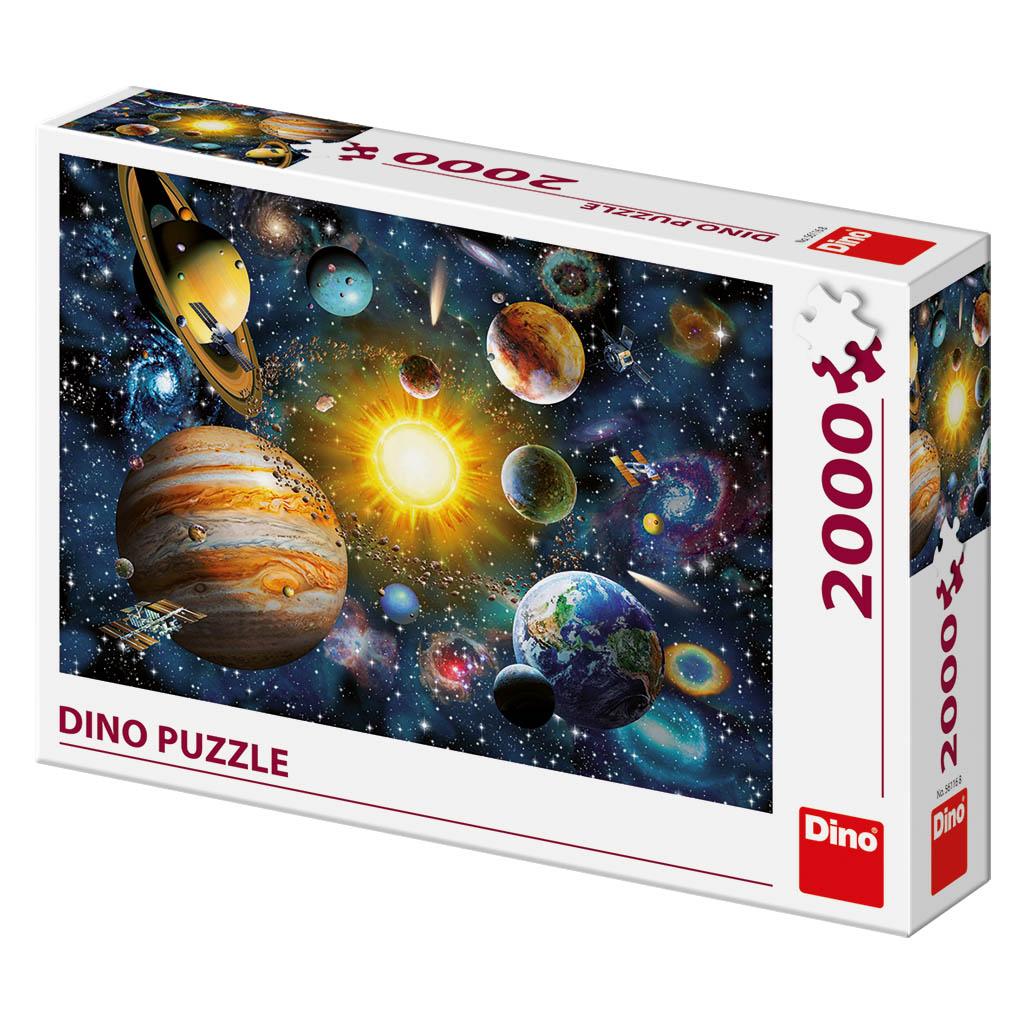 Slnečná sústava 2000D