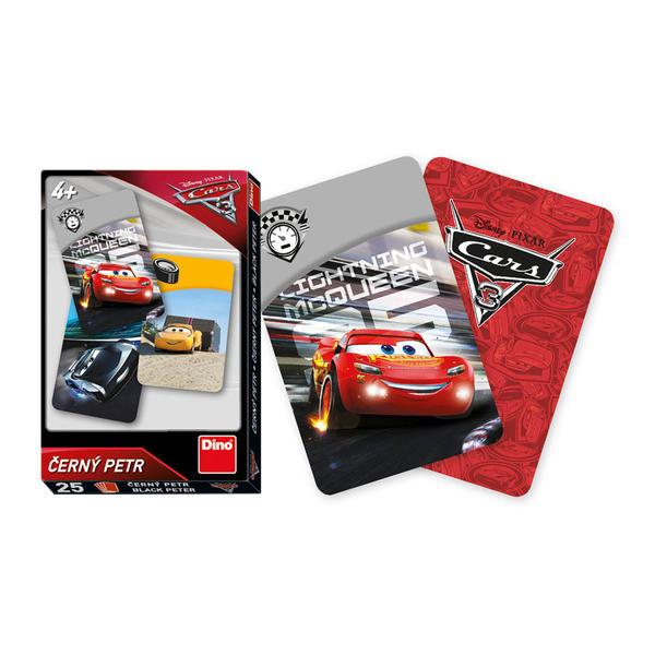 WD CARS 3: Čierny Peter karty