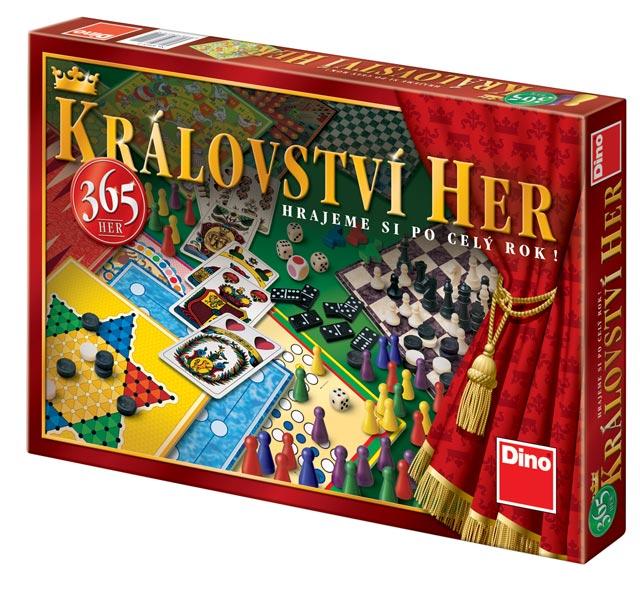 Kráľovstvo hier