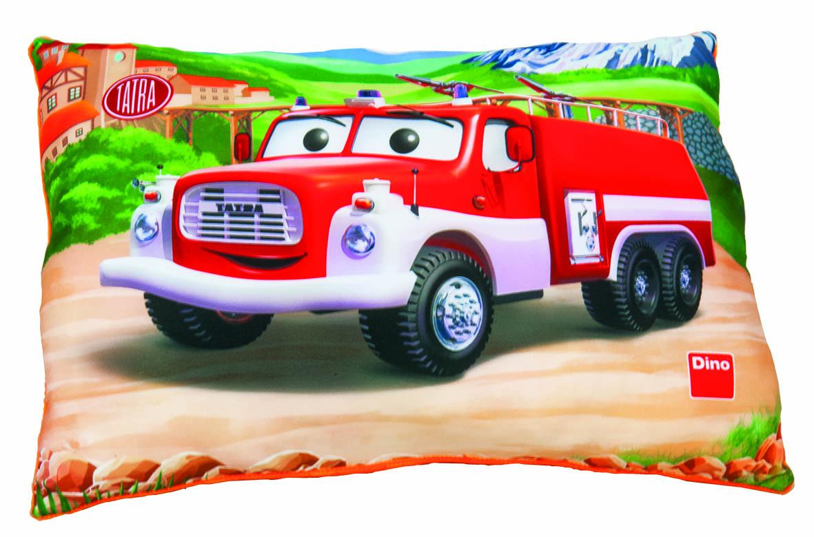 Tatra hasiči vankúšik 40x30
