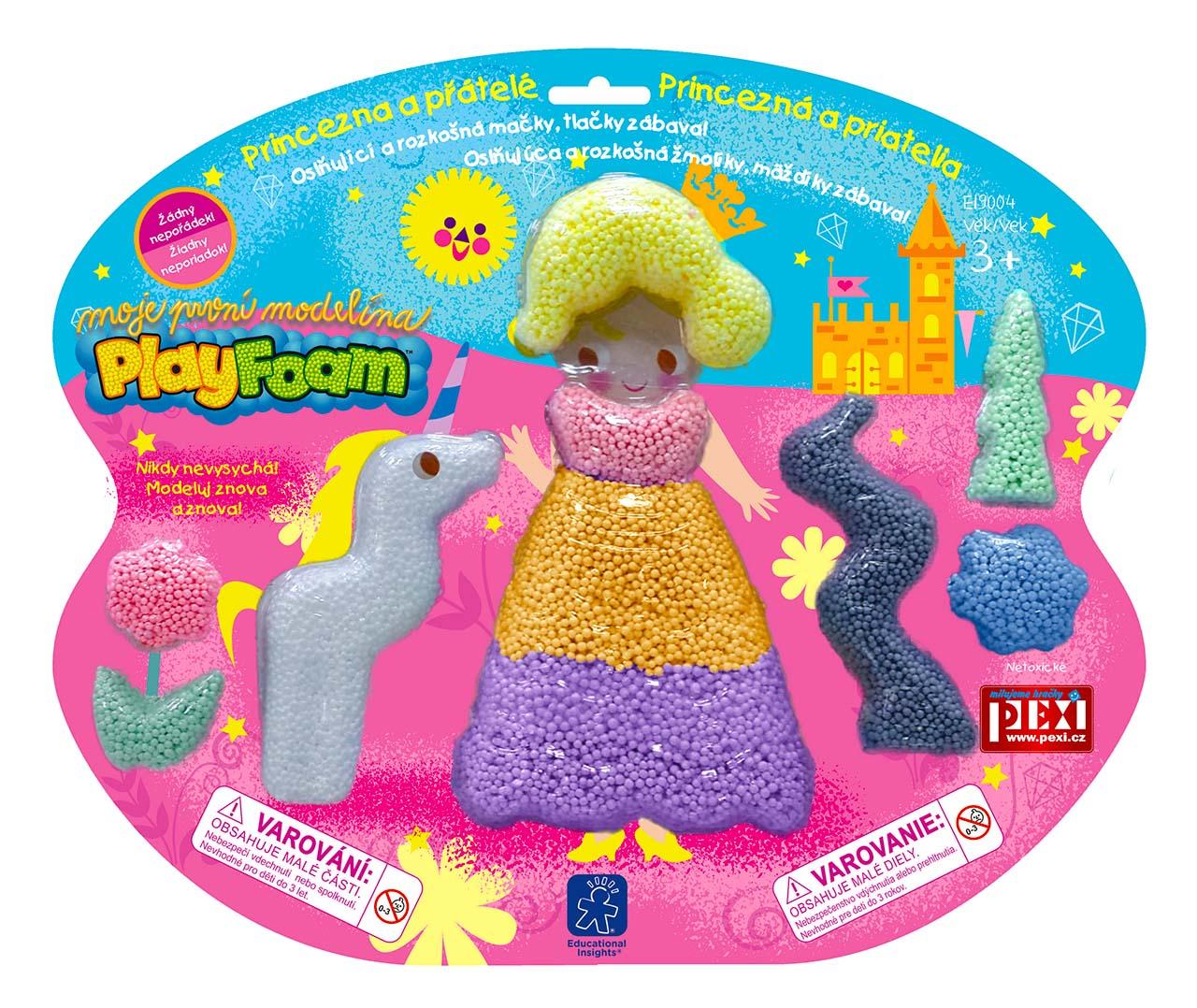 PlayFoam - Princezná a priatelia