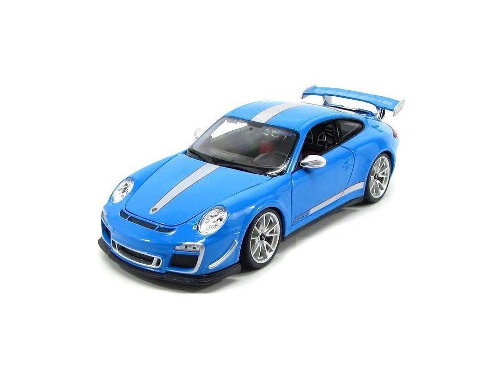 1:18 PORSCHE 911 GT3 RS BLUE