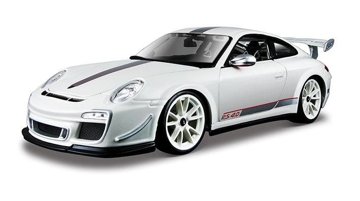 1:18 PORSCHE 911 GT3 RS WHITE