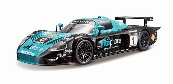 1:24 RACE MASERATI MC12