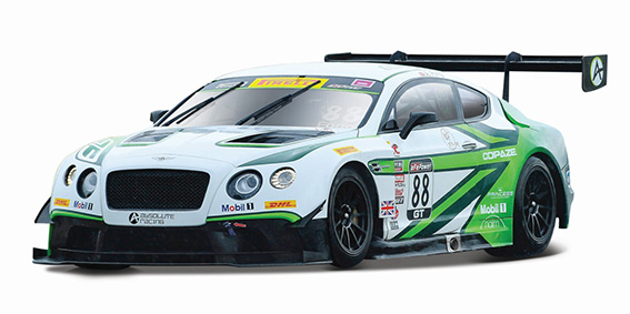 1:24 RACE BENTLEY CONTINENTAL GT3