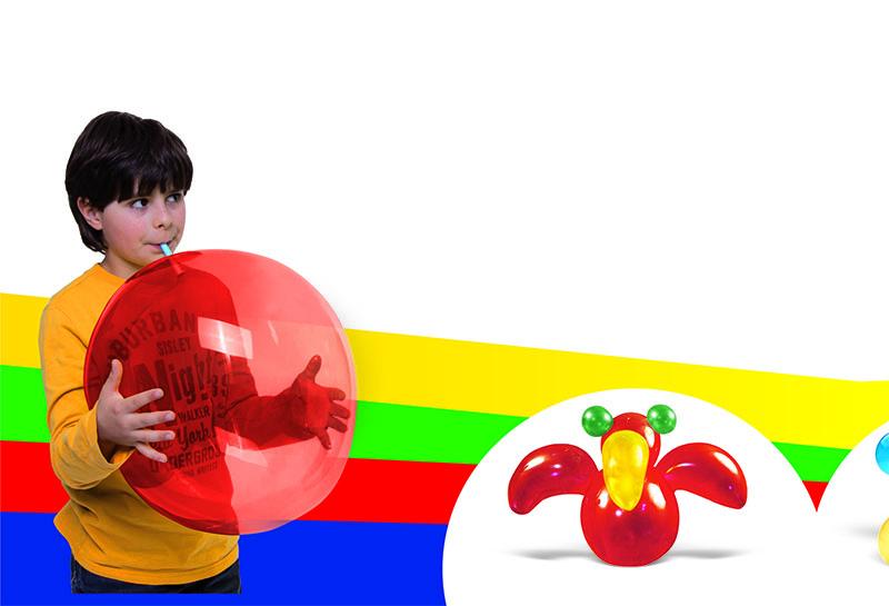 Nafukovacia hmota Crystal Ball