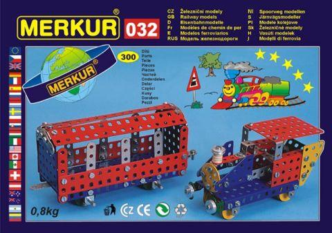 M032 Železničné modely