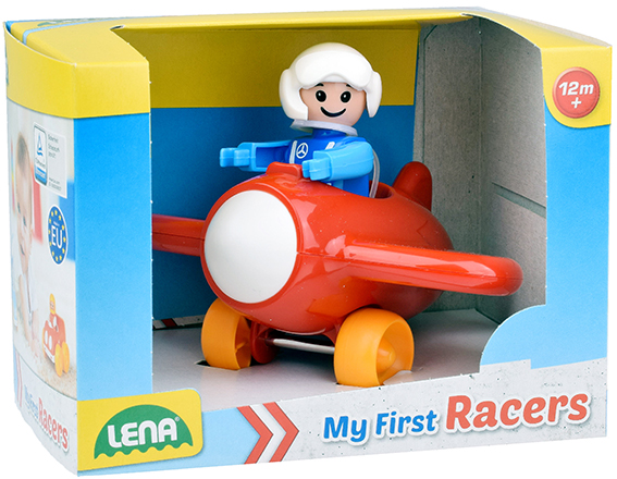 My First Racers lietadlo v okr. krabici