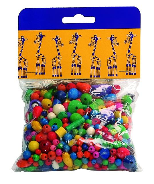 Mix perlí 70g farebné