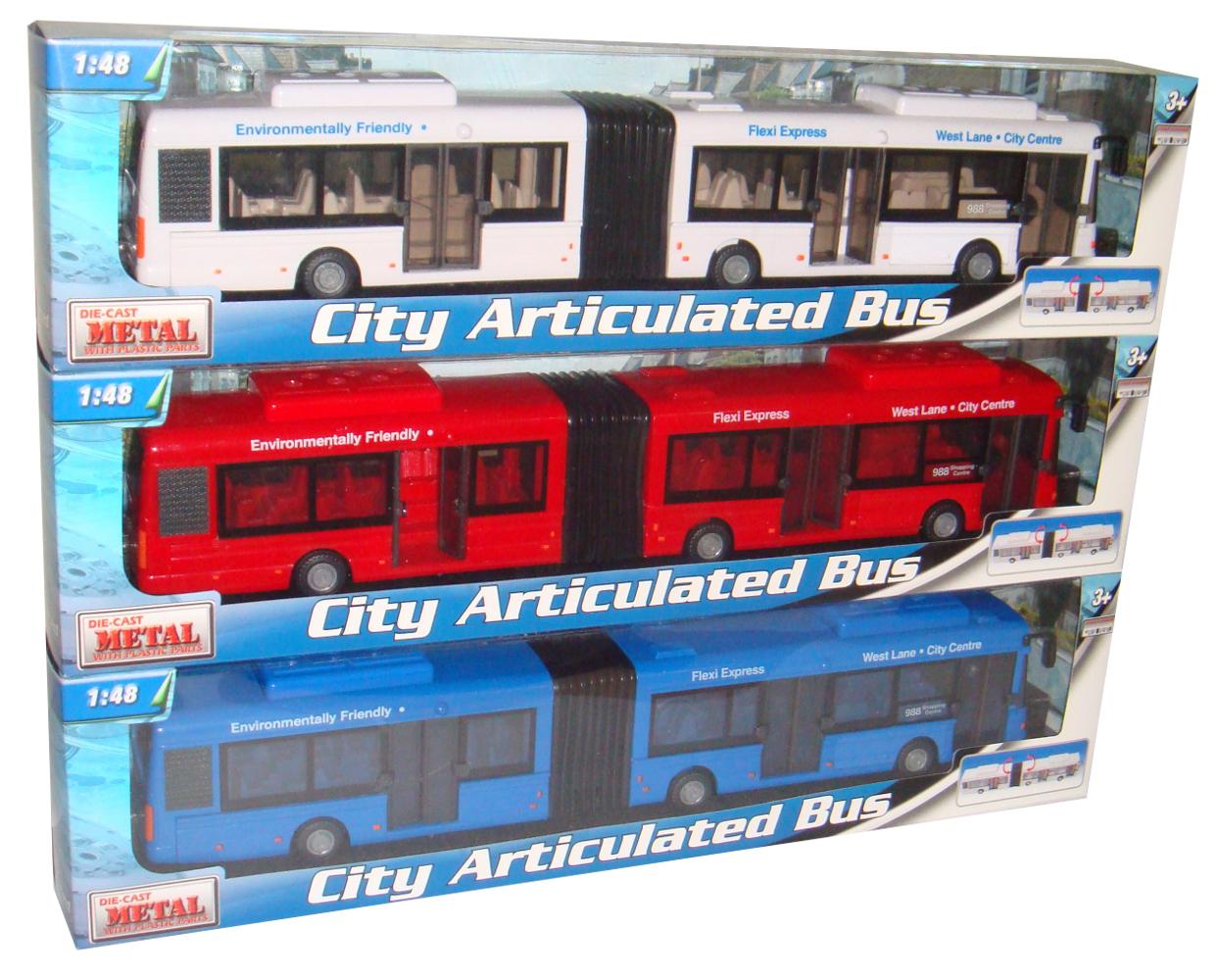 1:48 Autobus kĺbový 3ass