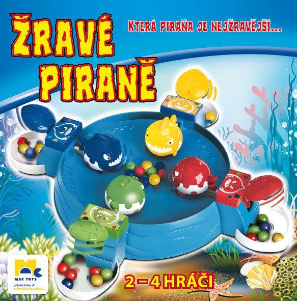 Žravé pirane